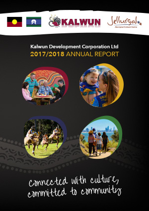 kalwun 2017 2018 annual report cover